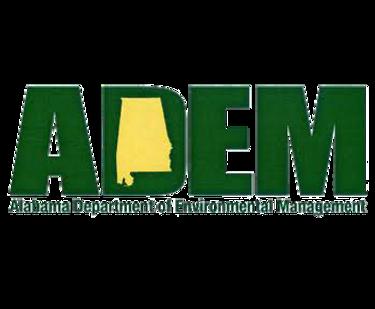 ADEM LOGO ALABAMA DEPARTMENT OF ENVIRONMENTAL MANAGEMENT