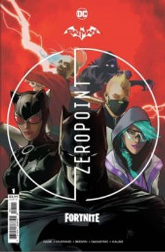 Batman / Fortnite: Zero Point #1