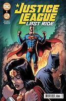 Justice league Last ride #1