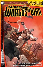 Future State Superman Worlds od War #1