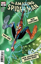 Amazing Spider-man #61
