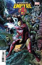 Empyre Avengers #0