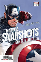Marvels Snapshots Captain America #1