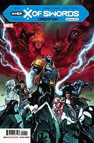 Xmen X of Swords #1