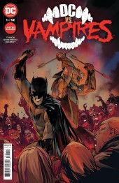 DC vs. Vampires #1