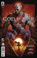 God of War fallen Gods