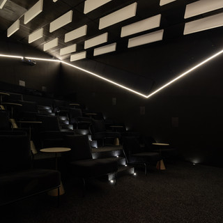 Home Theater Casa Cor 2019, Recife-PE