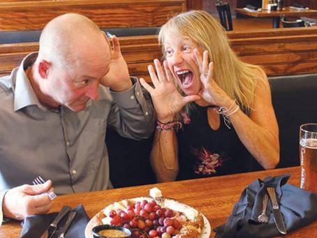 Tempo de permanência em restaurantes e o conforto acústico
