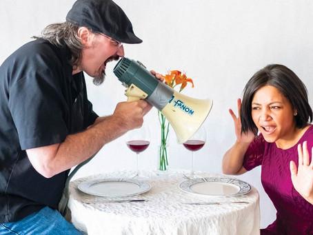 É possível conversar sem gritar em restaurantes