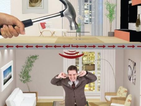 Como combater ruídos em apartamentos?