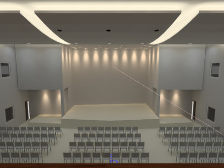 Iluminação, eficiência e conforto em igrejas