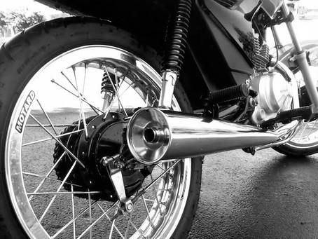 Como inibir as motos barulhentas?