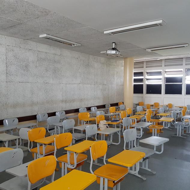 Escola Politécnica UFBA, Salvador-BA
