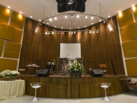 Problemas e Soluções Acústicas de Igrejas