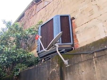 Climatizador sem isolamento acústico incomoda vizinhos em BH