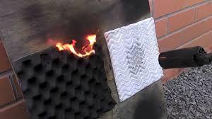 A importância dos materiais acústicos anti chamas