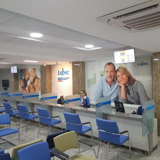 Laboratório Lapec, Jacobina-BA