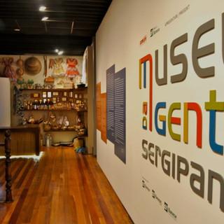 Museu da Gente Sergipana, Aracaju-SE