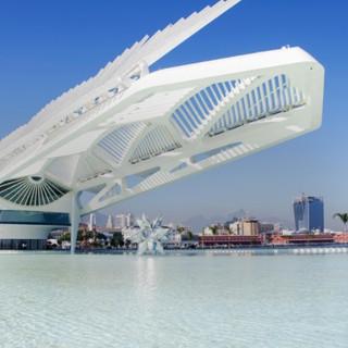 Museu do Amanhã, Rio de Janeiro-RJ