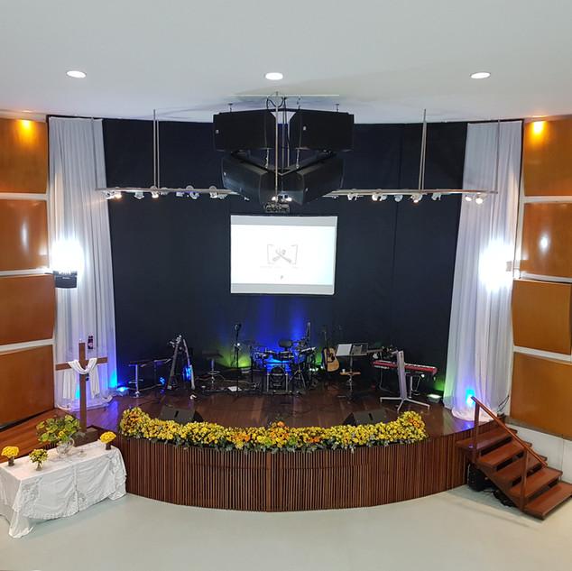 Igreja Batista de Vilas do Atlântico, Lauro de Freitas-BA