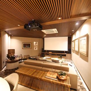 Home Theater Residencial, Lauro de Freitas-BA