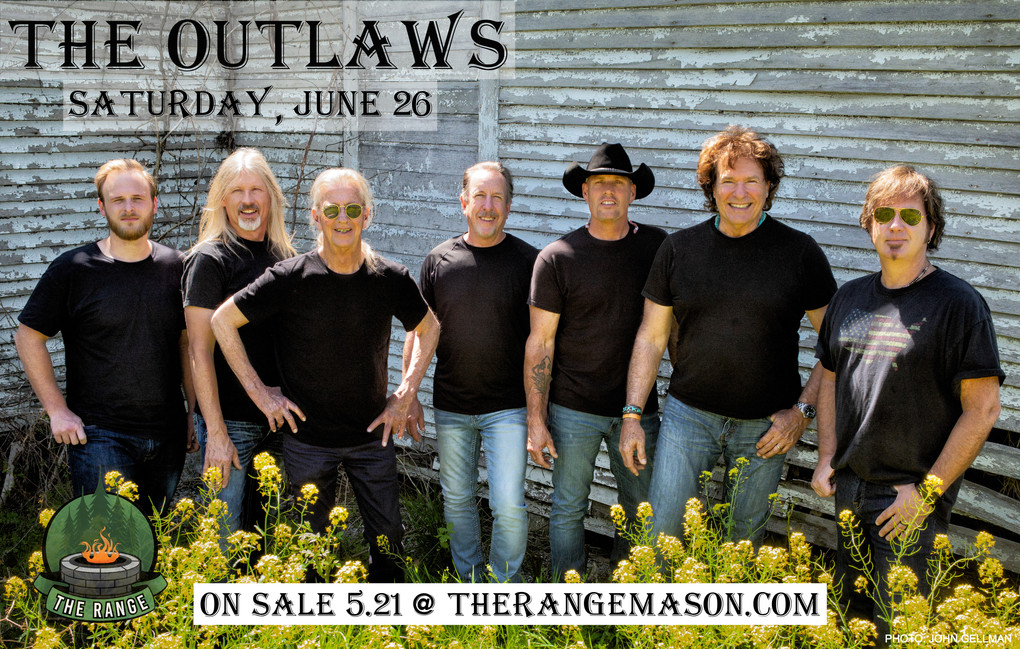 The Outlaws w/ Brooks Young Band