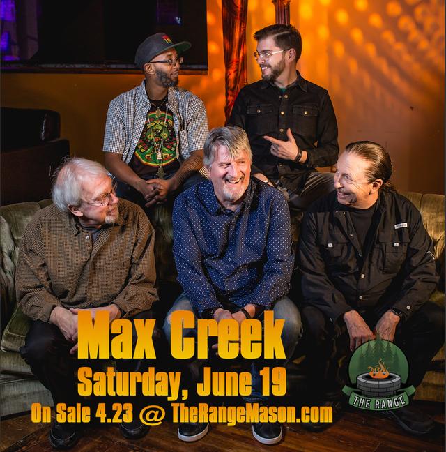 An Evening w/ Max Creek