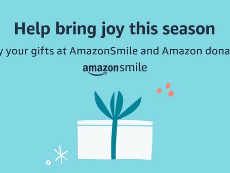Holiday Shopping with AmazonSmile