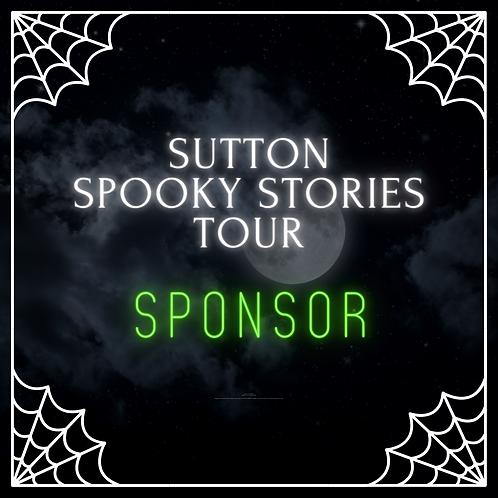 Sponsor - Sutton Spooky Stories Tour