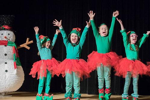 Performing Arts Workshop: Grades K-2