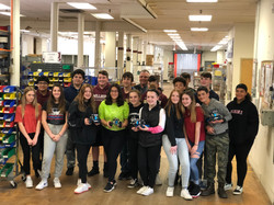 Student Trip to Omni Control Technologies