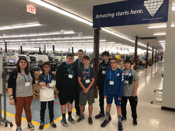 Student Trip to Lenze Americas