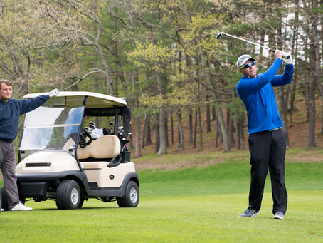 Golf to Support BVEF