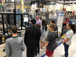 Student Trip to Waters Corporation