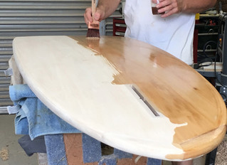 How to care for your Wooden Surfboard