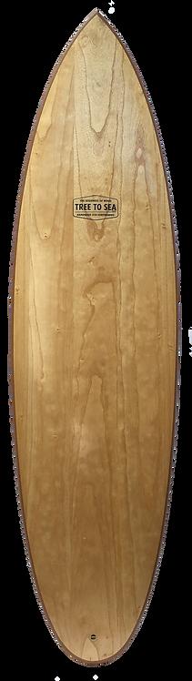 """6' 9"""" Woodpecker"""