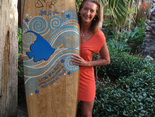 Layne Beachley Board