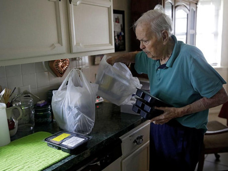 Organizations helping seniors stay in their homes even more important during coronavirus outbreak