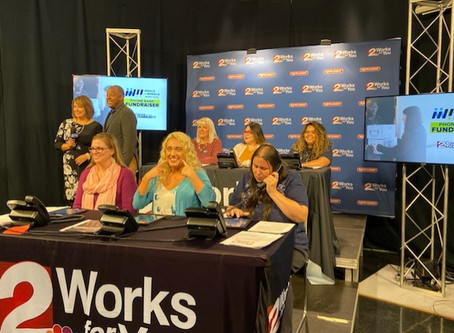 KJRH HOSTS PHONE BANK