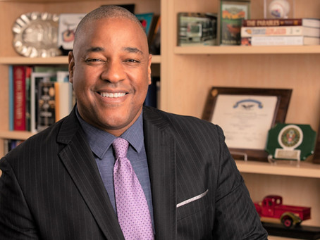 Calvin A. Moore honored by Association of Fundraising Professionals (AFP) Oklahoma Chapter