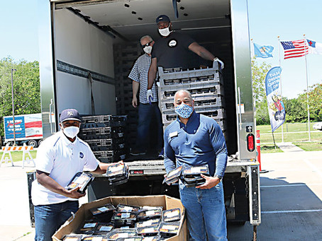 Meals on Wheels of Metro Tulsa Partners with Tulsa's Dream Center to Deliver 6,000 Meals