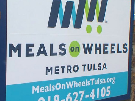 Meals on Wheels of Metro Tulsa to deliver 2,000 meals to families in need at YWCA