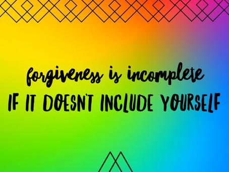 Forgiveness° monday thoughts