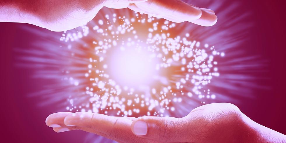 Sharing, Releasing, + Healing Circle