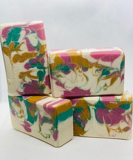 Cherry Bloosom Delight Luxury Soap