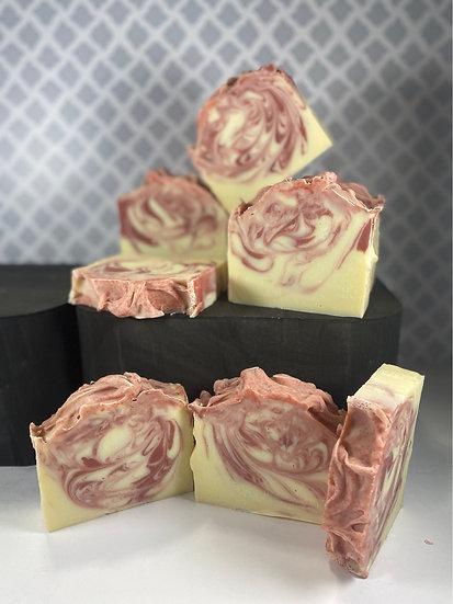 Luxury Lemongrass and Verbena Soap
