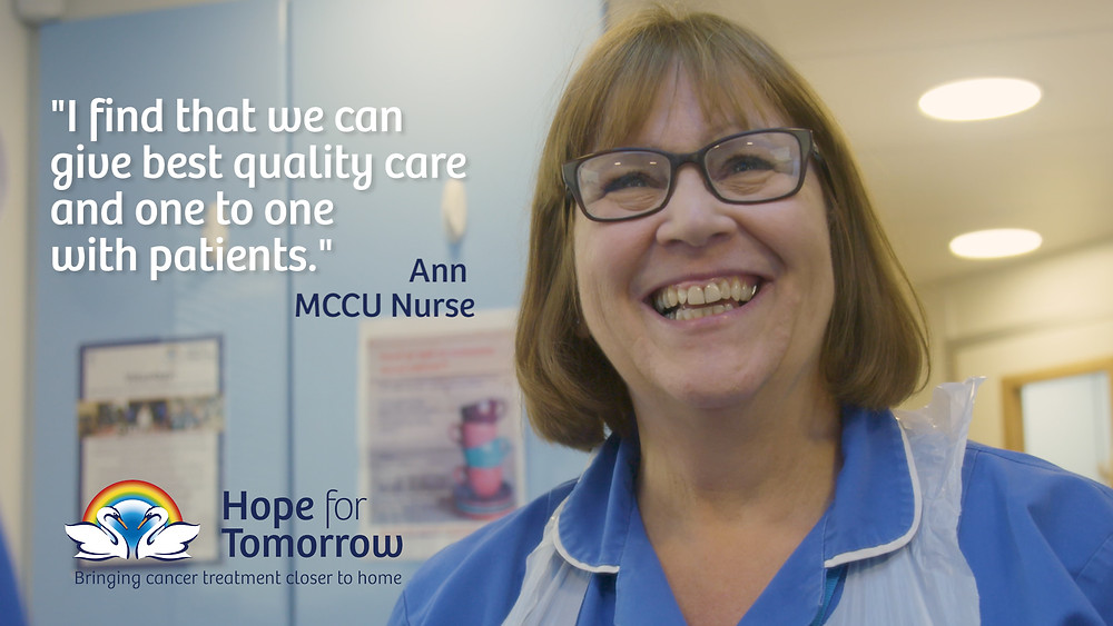 Hope for Tomorrow Cancer Charity film and video in Gloucestershire through Dashing Bear Productions 3