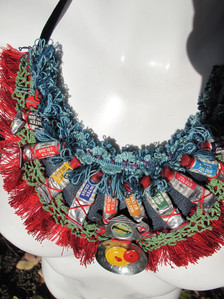 The painter's necklace