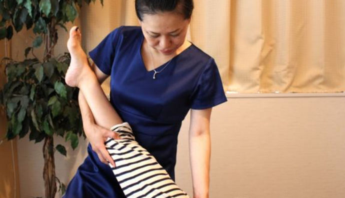 千葉県成田市にある骨盤、姿勢矯正サロン