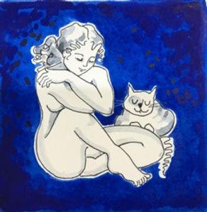 Mignon Parker - Study Blue I.jpeg